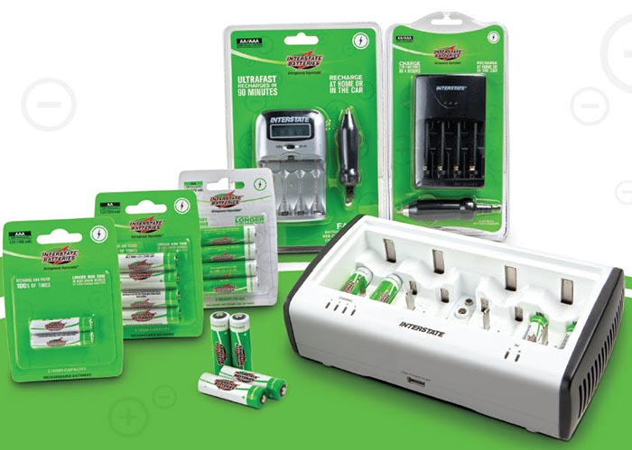 Batteries & Chargers wholesaler